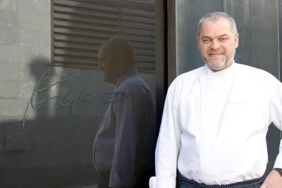 Xavier Pellicer (XP), un dels millors cuiners dels nostre país.
