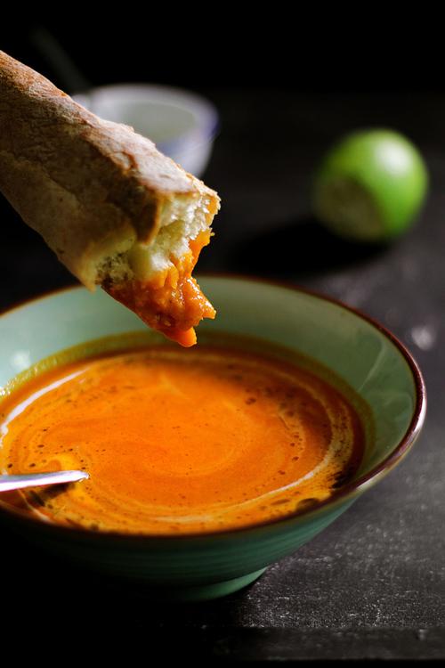 sopa tomaquet